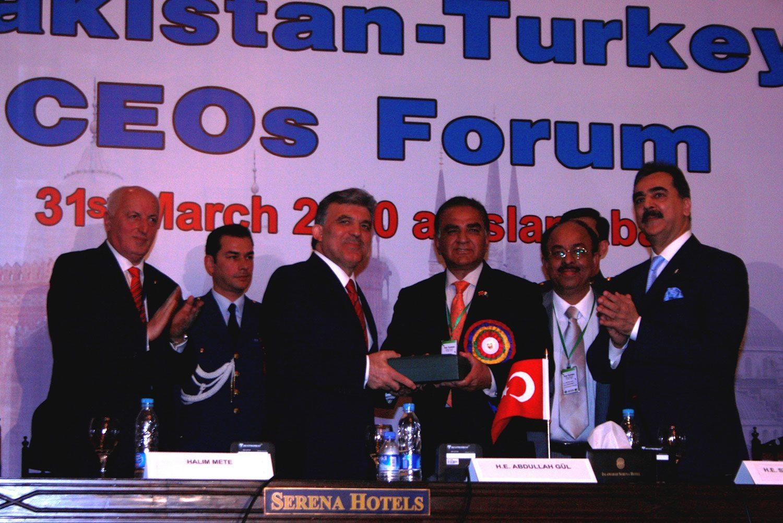 Pak Turk CEO's Forum